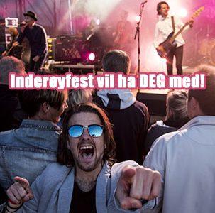 Frivillig på Inderøyfest